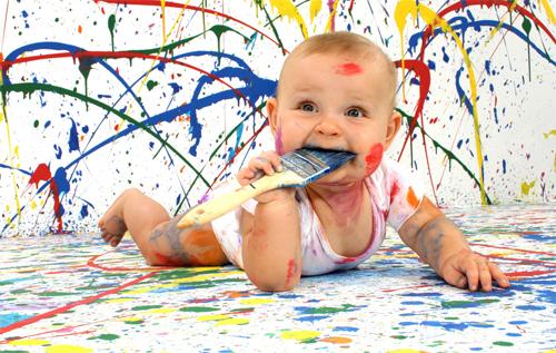 家长吐槽:怎样改掉孩子乱涂乱画的坏习惯?