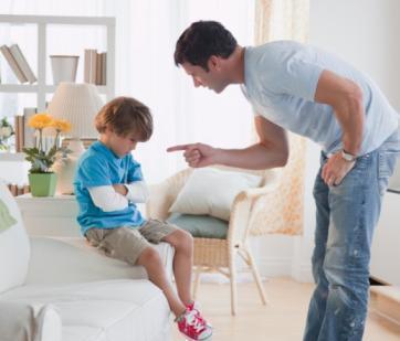 大人说话一定要算数,不然孩子怎样相信家长?