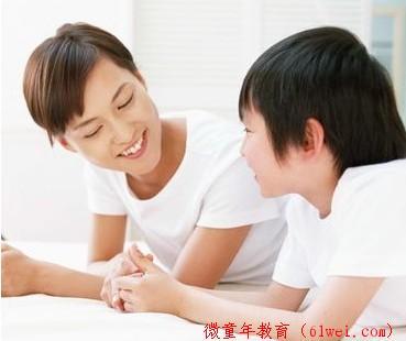 满满都是爱:微笑面对孩子犯错,总比你耍酷冷收场好