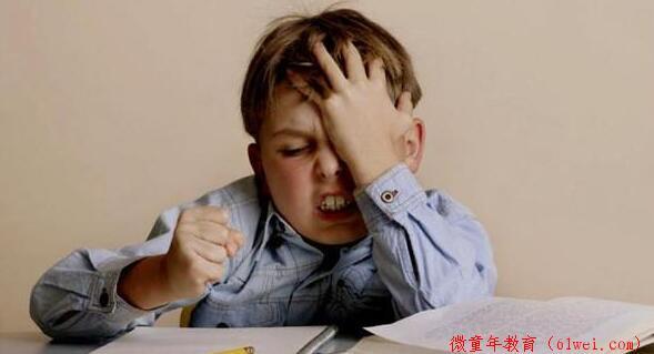 家庭教育:帮助孩子克服考试焦虑