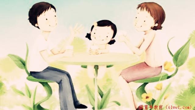 从小培养孩子这样的家庭观,孩子会经常被爱包围,幸福并快乐着
