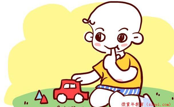 允许宝宝吃手,真的一点好处都没有吗?智慧的父母会视情况而定