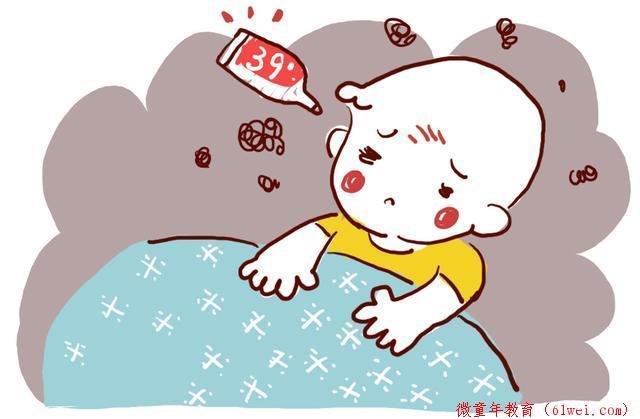 孩子发烧感冒就是免疫力弱?如何提高免疫力?宝妈们要记下来