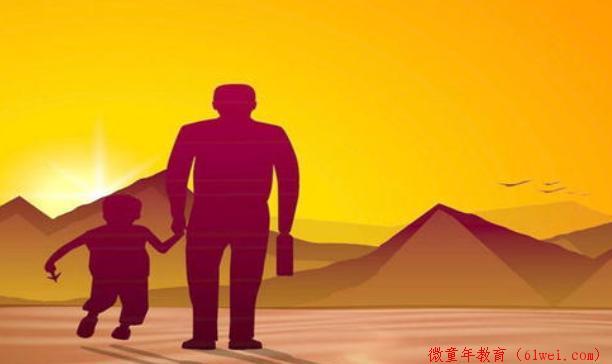 """想要孩子情商高更优秀,这4件事情妈妈要""""放手"""",让爸爸去做"""