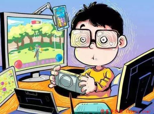 """看电视与不看电视的孩子,有几点""""差距""""很明显,不止影响专注力"""