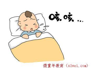 宝宝晚上睡觉咳嗽,小心是积食在作怪