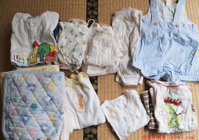 宝宝衣服可以送人,但这几种东西再新也别送人,别人送你也要拒绝