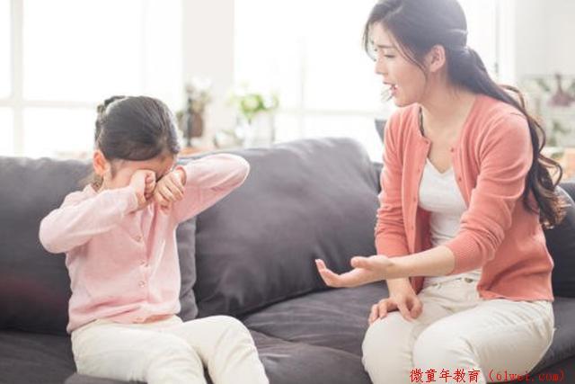 不要这样打骂孩子,孩子受伤会很大,看看你是其一吗?