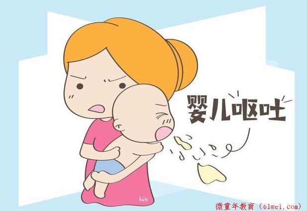 婴儿为什么会吐奶?原来也分生理和病理性,别傻傻分不清!